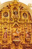 Basilica Altarpiece Cathedral Andalusia Granada Sp Royalty Free Stock Photography