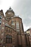 Basilica in Amsterdam Royalty Free Stock Photo