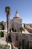 Basilica of the Annunciation Royalty Free Stock Images