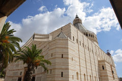 Basilica of the Annunciation Royalty Free Stock Photos