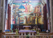 The Basilica of the Annunciation Royalty Free Stock Photos