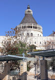 Basilica of the Annunciation, Nazareth, Israel Royalty Free Stock Images