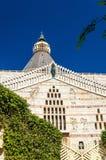 Basilica of the Annunciation, a Roman Catholic church in Nazareth. Israel Stock Photos