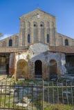 Basilica antica di Santa Maria Assunta Immagine Stock
