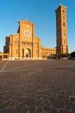 Basilica Anzio fotografia stock