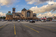 Basilica of Aparecida Royalty Free Stock Images