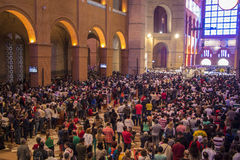 Basilica of Aparecida Stock Photo