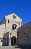 Basilica of Aquileia, Italy Stock Photo