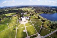 Basilica of the Assumption, Aglona, Latvia. Royalty Free Stock Image