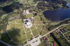 Basilica of the Assumption, Aglona, Latvia. Stock Image