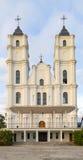Basilica of the Assumption in Aglona, Latvia Stock Images