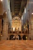 Basilica av San Zeno Verona Royaltyfria Bilder