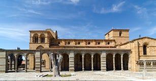 Basilica. Avila Royalty Free Stock Images