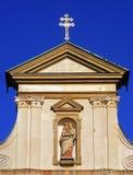 Basilica barrocco Fotografia Stock