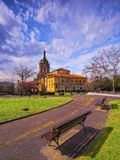 Basilica of Begona in Bilbao Royalty Free Stock Image