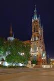 Basilica in Bialystok Royalty Free Stock Image