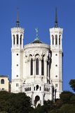 Basilica and blue sky Royalty Free Stock Photography