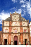 Basilica of Bom Jesus church Stock Photography