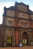 Basilica of Bom Jesus, Goa Royalty Free Stock Image