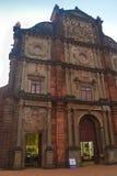 Basilica of Bom Jesus, Goa Royalty Free Stock Image