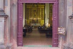 Basilica of Bom Jesus, Goa Stock Photos