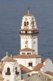Basilica of Candelaria, Tenerife Spain Stock Images