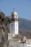 Basilica of Candelaria. Tenerife, Spain Royalty Free Stock Images