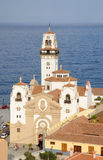Basilica of Candelaria, Tenerife Spain Stock Photos