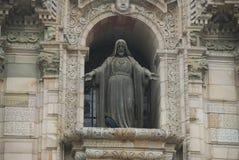 Basilica Cathedral of Lima, Peru Stock Photo