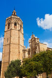 Basilica Cathedral - Valencia Spain Royalty Free Stock Image