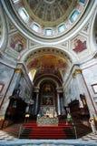 Basilica cattolica fotografie stock