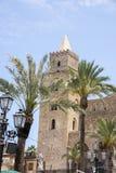 Basilica of Cefalu - Sicily - Italy Royalty Free Stock Images