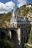 Basilica Church. Las Lajas Sanctuary Colombia Basilica Church Royalty Free Stock Photography