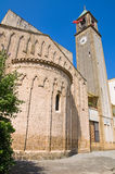 Basilica Church of Carmine. Mesagne. Puglia. Italy. Stock Photos