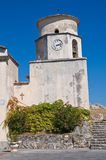 Basilica church of St. Biagio. Maratea. Basilicata. Italy. Stock Image