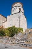 Basilica church of St. Biagio. Maratea. Basilicata. Italy. Stock Photo