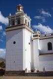 Basilica of Copacabana, Bolivia Stock Images