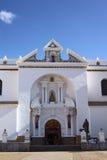 Basilica of Copacabana, Bolivia Stock Photography