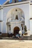 Basilica of Copacabana, Bolivia Royalty Free Stock Image