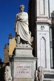 basilica croce di圣诞老人 库存照片
