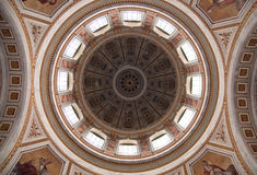 Basilica cupola Stock Photography