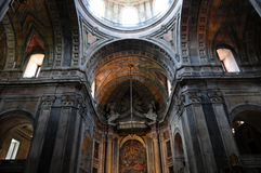 Basilica da Estrela in Lisbon Stock Photography