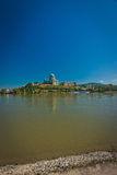The Basilica, Danube, Esztergom Stock Photos