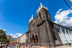 Basilica de Baños Stock Photos