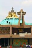 Basilica de Guadalupe II. Basilica de Guadalupe, mexico city Royalty Free Stock Image