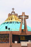 Basilica de Guadalupe III Royalty Free Stock Image