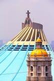 Basilica de Guadalupe IV Royalty Free Stock Photos