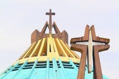 Basilica de Guadalupe VI  Stock Photo