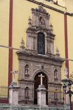 Basilica de Guanajuato Royalty Free Stock Photo