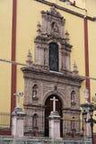 Basilica de Guanajuato Foto de archivo libre de regalías